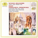 Herbert Von Karajan / L'orchestre Philharmonique De Berlin / Ludwig Van Beethoven / W.a. Mozart - Beethoven: missa solemnis / mozart: coronation mass