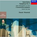 Camille Saint-Sa&euml;ns / Charles Dutoit / Cristina Ortiz / Orchestre Symphonique De Montr&eacute;al / Pascal Rog&eacute; / Peter Hurford / The London Symphony Orchestra &amp; Chorus - Saint-sa&euml;ns: symphony no.3 &quot;organ&quot;; le carnaval des animaux