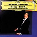 Christian Thielemann / Hans Pfitzner / Orchester Der Deutschen Oper Berlin / Richard Strauss - Christian thielemann - pfitzner / strauss