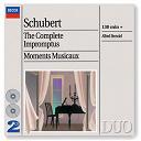 Alfred Brendel / Franz Schubert - Schubert: the complete impromptus/moments musicaux