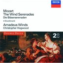 Amadeus Winds / Christopher Hogwood / W.a. Mozart - Mozart: the wind serenades