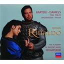 Christopher Hogwood / George Frideric Handel / The Academy Of Ancient Music - Handel: rinaldo - complete opera (original 1711 version) hwv7a (3cds)