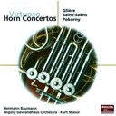Gewandhausorchester Leipzig / Hermann Baumann / Iona Brown / Kurt Masur / Orchestre Academy Of St. Martin In The Fields - Virtuoso horn concertos