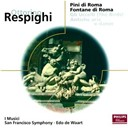 Ottorino Respighi - Respighi: pines of rome/fountains of rome/the birds/antiche arie e danze