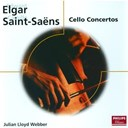 Camille Saint-Sa&euml;ns / Gabriel Faur&eacute; / Julian Lloyd Webber / Sir Edward Elgar / The English Chamber Orchestra / The Royal Philharmonic Orchestra / Yan Pascal Tortelier / Yehudi Menuhin - Elgar: cello concerto / saint-saens: cello concerto no.1, &amp;c