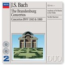 Jean-S&eacute;bastien Bach / Orchestre Academy Of St. Martin In The Fields / Sir Neville Marriner - Bach, j.s.: the brandenburg concertos etc