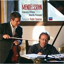 Felix Mendelssohn / Francesco D'orazio / Roberto Prosseda - Mendelssohn: complete violin sonatas