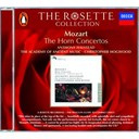 Anthony Halstead / Christopher Hogwood / The Academy Of Ancient Music - Mozart: the horn concertos