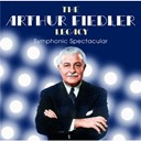 Aram Khachaturian / Arthur Fiedler / Boston Pops Orchestra / Dmitri Shostakovitch / Jean-S&eacute;bastien Bach / Jerome Rosen / Ralph Vaughan Williams - Symphonic spectacular