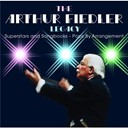 Andre Come / Arthur Fiedler / Boston Pops Orchestra / Burt Bacharach / Fred Buda / Jerome Rosen / Jimmy Webb / John Fogerty / John Holmes / Paul Mc Cartney / Robert Karol / Ron Barron - Superstars and songbooks - pops by arrangement