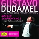 Gustav Mahler / Gustavo Dudamel / Los Angeles Philharmonic Orchestra - Mahler: symphony no.1 - from the inaugural concert