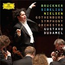Anton Bruckner / Carl Nielsen / Gustavo Dudamel / Jean Sibelius / The Gothenburg Symphony Orchestra - Bruckner / sibelius / nielsen