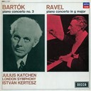 Béla Bartók / István Kertész / Julius Katchen / Maurice Ravel / Serge Prokofiev / The London Symphony Orchestra - Bartok: piano concerto no.3 / ravel: piano concerto in g major