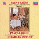 Camille Saint-Sa&euml;ns / Charles Dutoit / Pascal Rog&eacute; / The Philharmonia Orchestra / The Royal Philharmonic Orchestra - Saint-saens: piano concertos nos.2, 4 &amp; 5