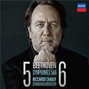 Gewandhausorchester Leipzig / Ludwig Van Beethoven / Riccardo Chailly - Beethoven: symphonies nos.5 &amp; 6