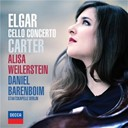 Alisa Weilerstein / Daniel Barenbo&iuml;m / Elliott Carter / Max Bruch / Sir Edward Elgar / Staatskapelle Berlin - Elgar &amp; carter cello concertos