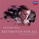 Daniel Barenbo&iuml;m / Ludwig Van Beethoven - Beethoven for all - the piano sonatas