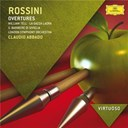 Claudio Abbado / Gioacchino Rossini / The London Symphony Orchestra - Rossini: overtures