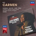 Choeurs De Radio France / Georges Bizet / Jessye Norman / L'orchestre National De France / Mirella Freni / Neil Shicoff / Seiji Ozawa / Simon Estes - Bizet: carmen