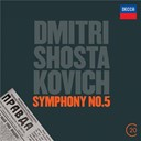Dmitri Shostakovitch / The Royal Philharmonic Orchestra / Vladimir Ashkenazy - Shostakovich: symphony no.5