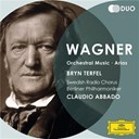 Bryn Terfel / Claudio Abbado / L'orchestre Philharmonique De Berlin / Richard Wagner / Swedish Radio Choir - Wagner: orchestral music; arias