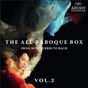 Domenico Scarlatti / George Frideric Handel / Giovanni Battista Pergolesi / Gregorio Allegri / Jean-Sébastien Bach / Johann David Heinichen - The all-baroque box