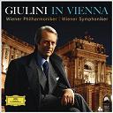 Anton Bruckner / Carlo-Maria Giulini / Franz Liszt / Giuseppe Verdi / Gottfried Von Einem / Johannes Brahms / Ludwig Van Beethoven / Wiener Philharmoniker / Wiener Symphoniker - Giulini in vienna