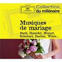 Charles Gounod / Charles-Marie Widor / Clarke Jeremiah / Felix Mendelssohn / Franz Schubert / George Frideric Handel / Hector Berlioz / Jean-Sébastien Bach / Richard Wagner / W.a. Mozart - Musiques De Mariage