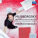 Maurizio Baglini / Modest Petrovich Mussorgsky - Mussorgsky: Pictures At An Exhibition And All Other Piano Works