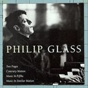 Philip Glass - Two pages - contrary motion - musique in fifths - musique in similar motion