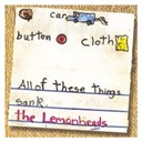 The Lemonheads - Car button cloth