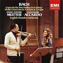 Anne-Sophie Mutter - Bach: concerto for two violins in d minor - violin concertos in a minor &amp; e major