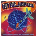 Afrika Bambaataa / Soul Sonic Force - Don't stop...planet rock (us release)