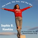 Sophie B. Hawkins - The land, the sea, and the sky (single)
