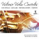 Jean-Jacques Kantorow - Concertos pour violon : locatelli, leclair, mendelssohn, tartini