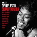 Sarah Vaughan - Sarah Vaughan - The Very Best Of