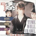 David Bowie - Time will crawl e.p. (japanese version)