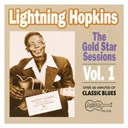 Sam Lightnin' Hopkins - The gold star sessions - vol 1