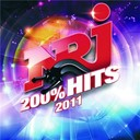 Avril Lavigne / Ben L'oncle Soul / Christophe Maé / Colonel Reyel / Duck Sau / Grégoire / Hangar / Inna / Katy Perry / Ke$ha / Kyle Evans / Laszlo Jones / Magic System / Milk & Sugar / Mohombi / Nelly / Rihanna / Tim Berg / Tom Dice - NRJ 200% Hits 2011