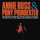 Annie Ross / Pony Poindexter - With the berlin all stars