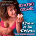 String Color - Chou &agrave; la cr&egrave;me