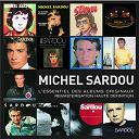Michel Sardou - l'essentiel des albums studio