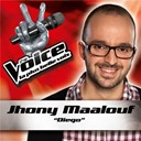 Jhony Maalouf - Diego libre dans sa tete - the voice : la plus belle voix