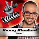Jhony Maalouf - Diego libre dans sa tete - the voice : la plus belle voix