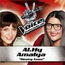 Al.hy / Amalya - Heavy cross - the voice : la plus belle voix