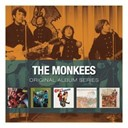 The Monkees - Original album series