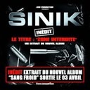Sinik - Zone interdite (single commercial)