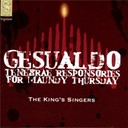 The King's Singers - Gesualdo: tenebrae responseries for maundy thursday