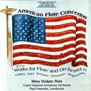 Mary Stolper / Orchestre Philharmonique De Prague / Paul Freeman - American works for flute and orchestra
