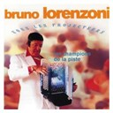 Bruno Lorenzoni - Sous les projecteurs - les champions de la piste